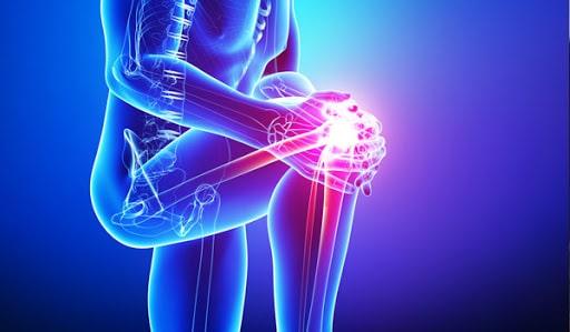 درد جلوی زانو و زیر کشکک
