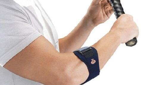 فعالیتهای ایجاد کننده آرنج تنیس بازان