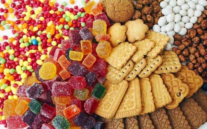 مواد غذایی کم ارزش