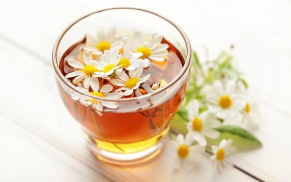 چای بابونه-