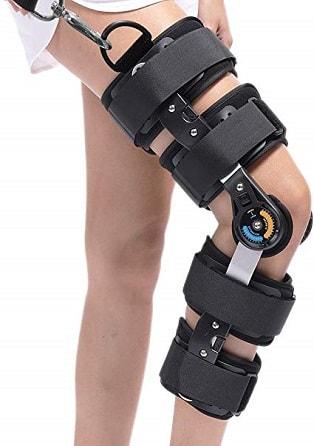 long leg brace