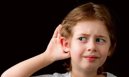 درمان های موثر برای حل مشکلات و اختلالات شنوایی در کودکان
