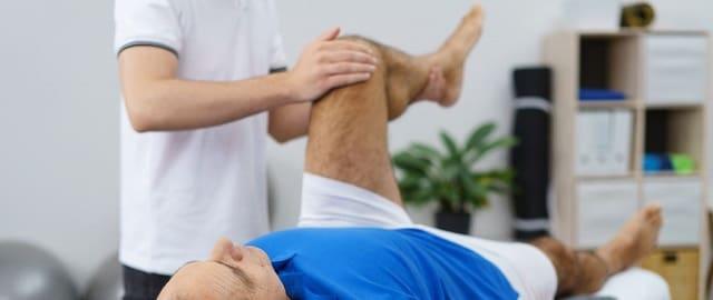 فیزیوتراپی برای درمان ساییدگی کشکک زانو و دردهای جلو زانو