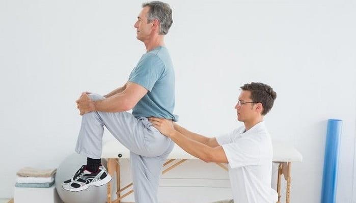 ورزش درمانی یکی از روش های فیزیوتراپی پایین کمر