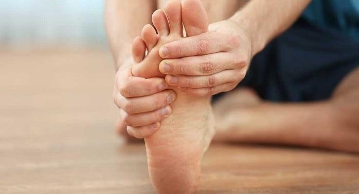 درمان پای ورزشکاران در کلینیک پا