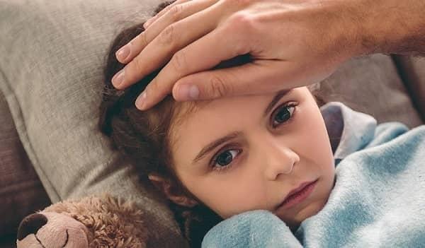 درمان سردرد در کودکان