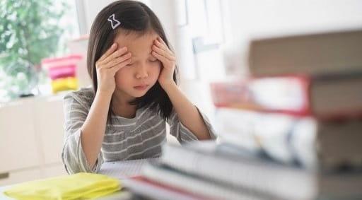 سردردهای تنشی از انواع سردرد در کودکان