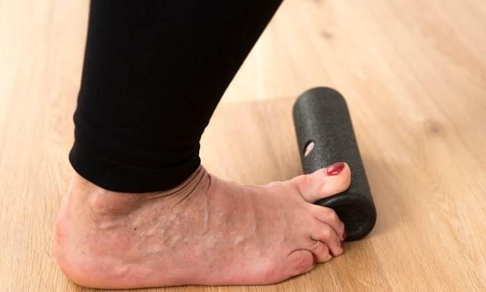 ورزش جهت درمان بیماری هالوکس ریجیدوس