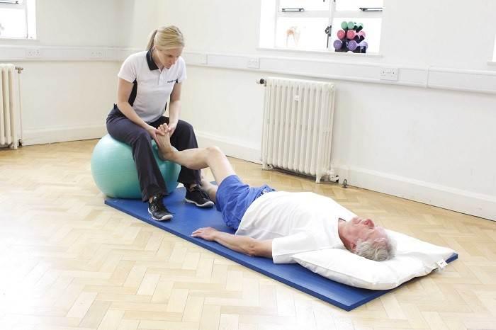 بازیابی کنترل و قدرت طبیعی عضلات
