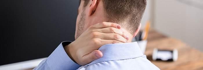 درمان رگ به رگ شدن و کشیدگی گردن