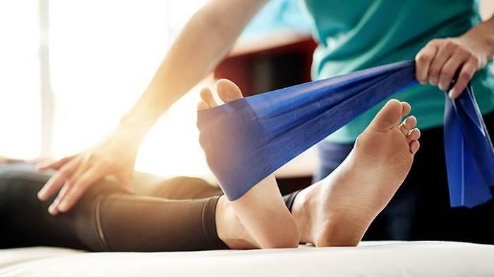 فیزیوتراپی جهت کاهش درد روماتیسم مفصلی