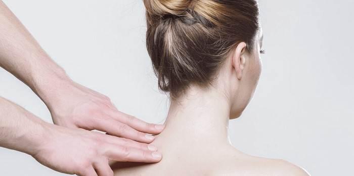 درمان فتق دیسک گردن