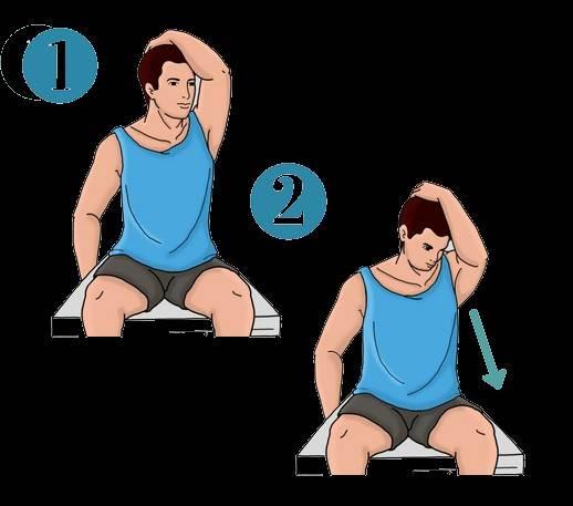 ورزشهای کششی گردن